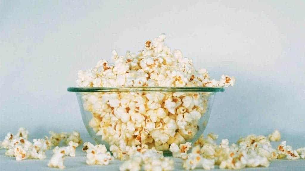 YUMMY Healthy Popcorn