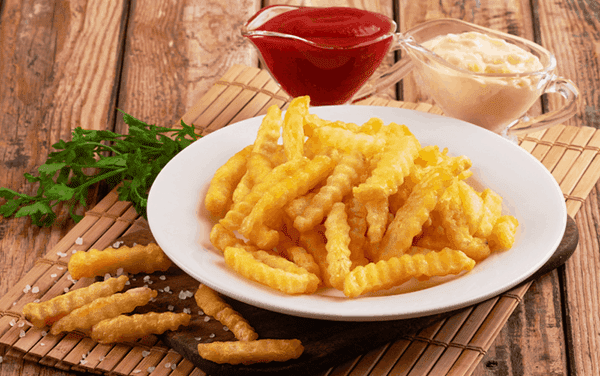 FRENCH FRIES – touted as ANTI-VIAGRA FOOD?