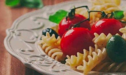 Light Summer Pasta Salad